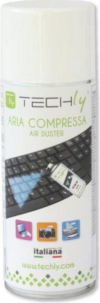 Techly Sprężone powietrze do usuwania kurzu 400 ml (021666) 1