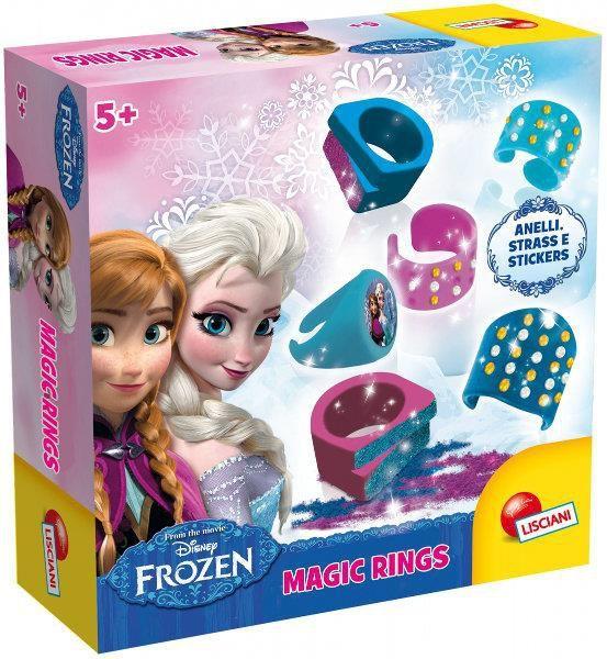 Lisciani Frozen zestaw biżuterii - 49189 1