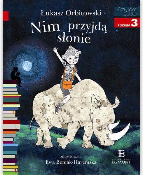 Książka Nim Przyjdą Słonie 60757 1