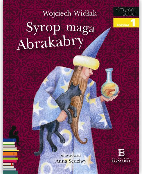 Książka Syrop Maga Abrakabry 70886 1