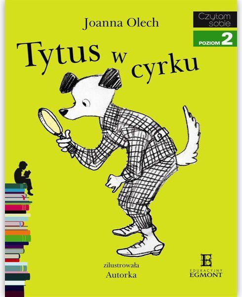 Książka Tytus w Cyrku 70909 1