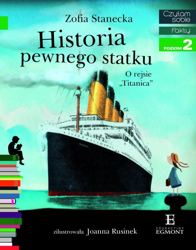 EGMONT Książka Historia Pewnego Statku - 71197 1