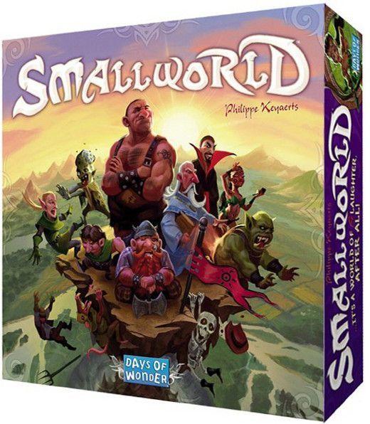 Rebel Gra planszowa Small World (23185) 1