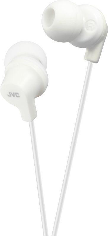 Słuchawki JVC HA-FX10 (HA-FX10-W-E) 1