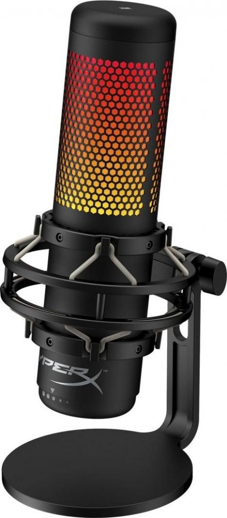 Mikrofon HyperX QuadCast S RGB (HMIQ1S-XX-RG/G) 1