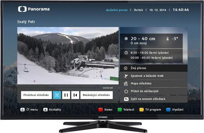Telewizor Hyundai LED 50'' Full HD  1