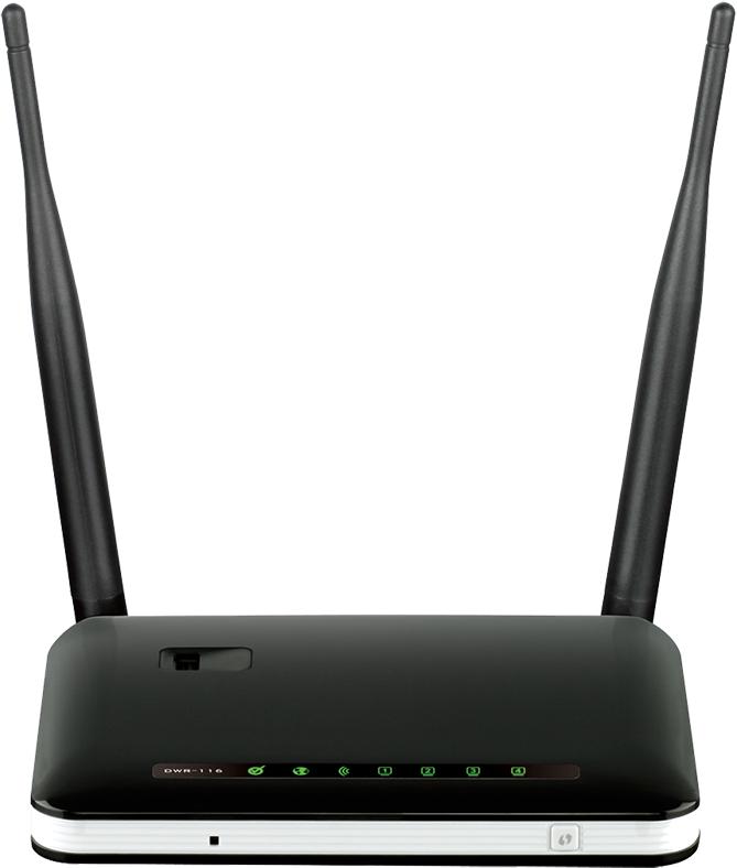 Router D-Link DWR-116 (DWR-116) 1