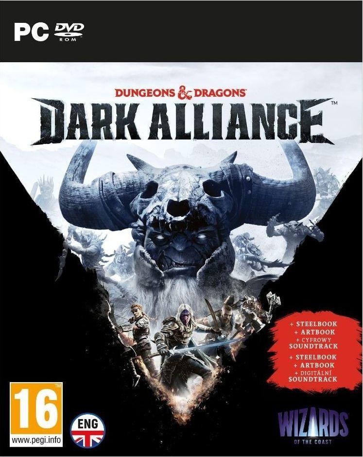 Dungeons & Dragons Dark Alliance Steelbook Edition PC 1