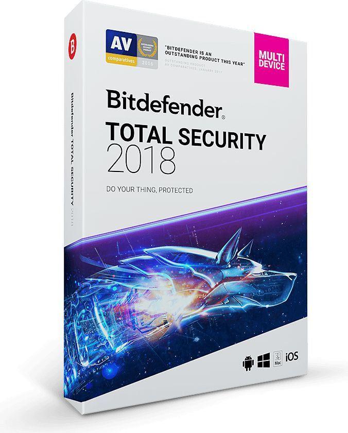 Bitdefender 10 urządzeń 12 miesięcy  (BDTS-N-1Y-10D) 1
