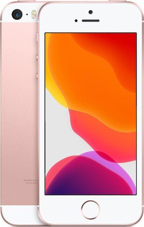 Smartfon Apple Apple iPhone SE Rose Gold 32GB A1723 Smartfon - Like New 1
