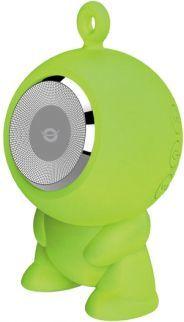 Głośnik Conceptronic zielony (CSPKBTWPHFG) 1