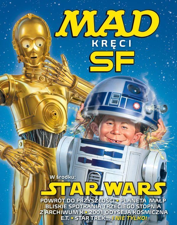 Mad kręci sci-fi, tom 1 (16030) 1