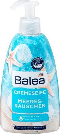 dm-drogerie markt Balea Meeresrauschen Mydło w Płynie 500 ml 1