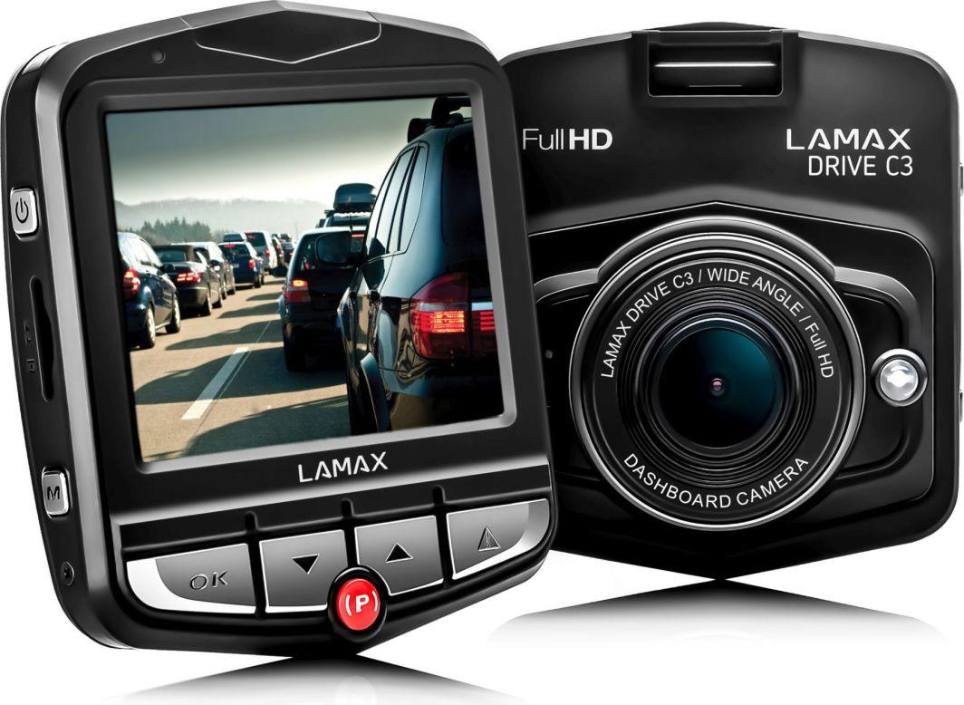 Wideorejestrator Lamax C3 1