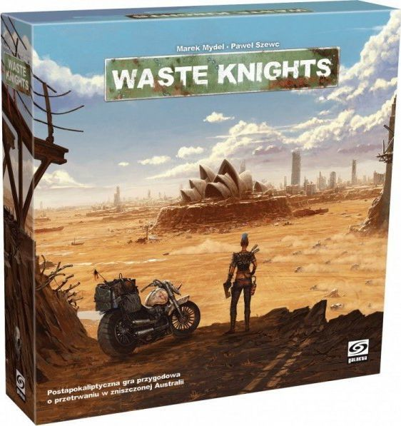 Galakta Gra Waste Knights (PL) 1