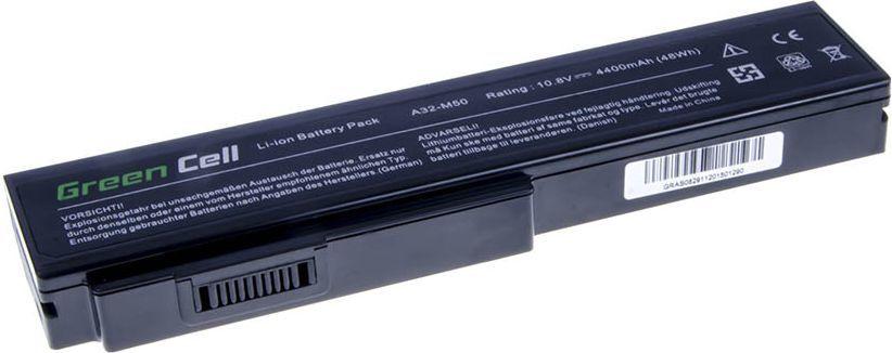 Bateria Green Cell A32-M50 A32-N61 Asus G50 G60 M50 N52 N52D N53 N53SV N61 N61VG (AS08) 1