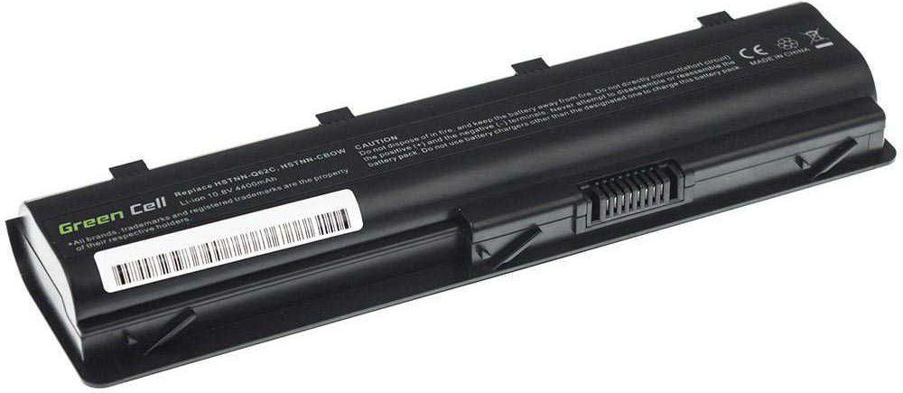 Bateria Green Cell MU06 HP 250 630 635 650 655 2000 Pavilion G4 G6 G7 G56 G62 G72 (HP03) 1