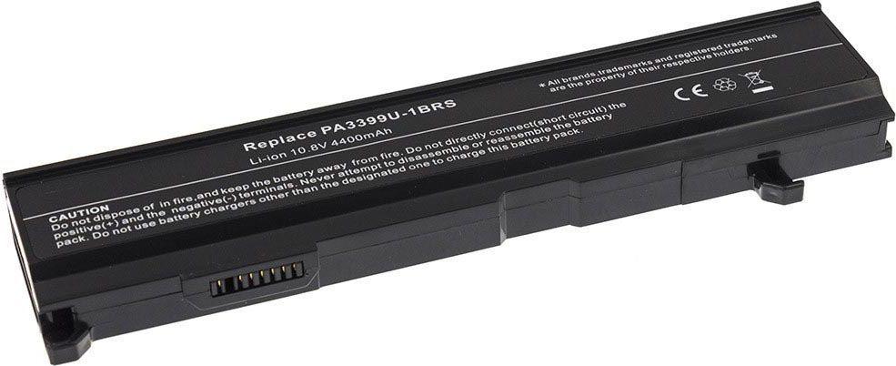 Bateria Green Cell do laptopa Toshiba Satellite A80, A100, M40, M50, PA3399U-1BRS; 10.8V (TS06) 1