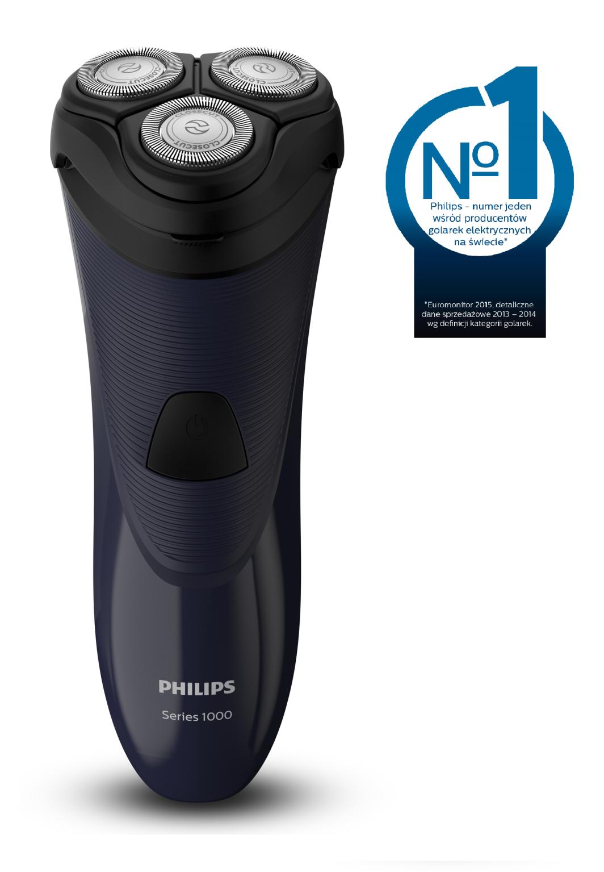 Golarka Philips S1100/04 1