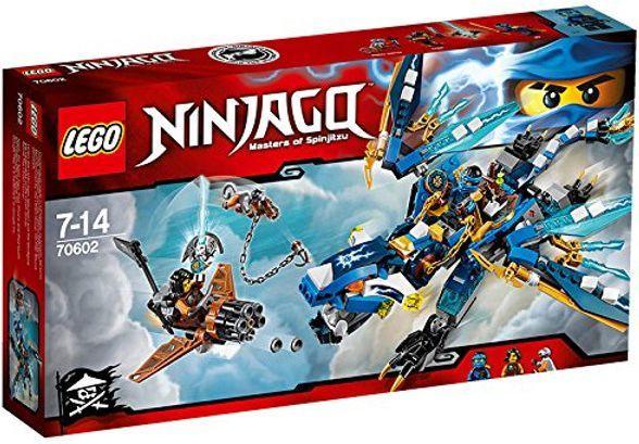 LEGO Ninjago Smok Jaya (70602) 1