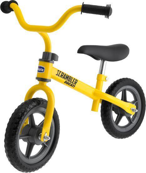 Chicco Rowerek biegowy Ducati żółty 171604 1