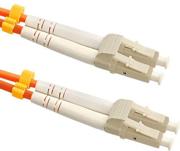Qoltec Patchcord światłowodowy LC-LC 3m (50462) 1