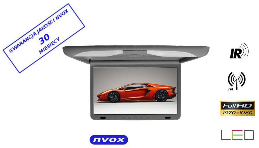 Nvox Monitor Podwieszany LED 17'' (RF1738IR) Szary 1