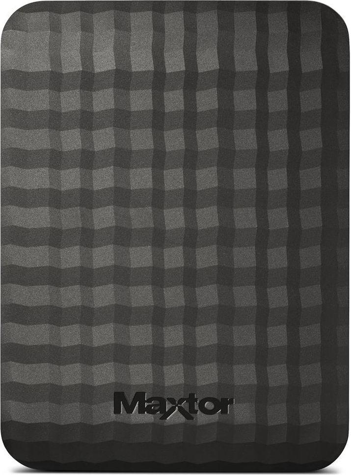 Dysk zewnętrzny Maxtor HDD M3 Portable 2 TB Czarny (STSHX-M201TCBM) 1