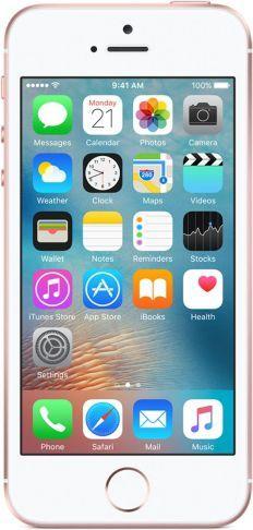 Smartfon Apple iPhone SE 64 GB Różowy  (MLXQ2LP/A) 1