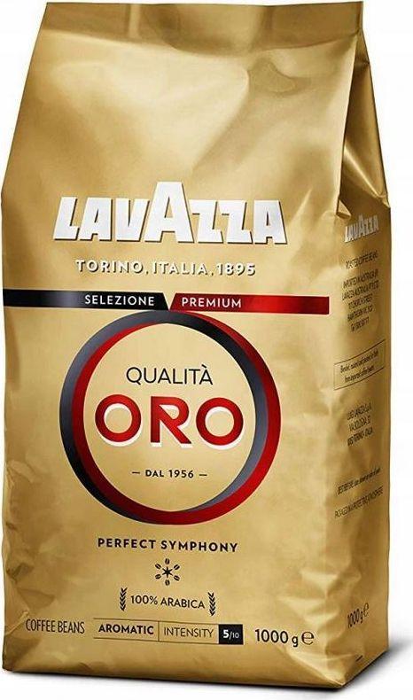Kawa ziarnista Lavazza Qualita Oro 1kg 1