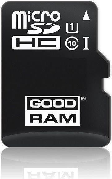 Karta GoodRam MicroSDHC 16 GB Class 10 UHS-I/U1  (M1AA-0160R11) 1