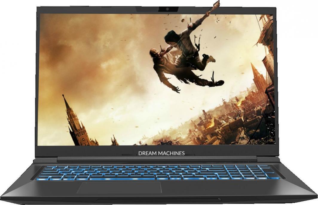 Laptop Dream Machines Laptop RT3060-17PL35 / 32 GB RAM / 2 TB SSD PCIe / Windows 10 Pro   1