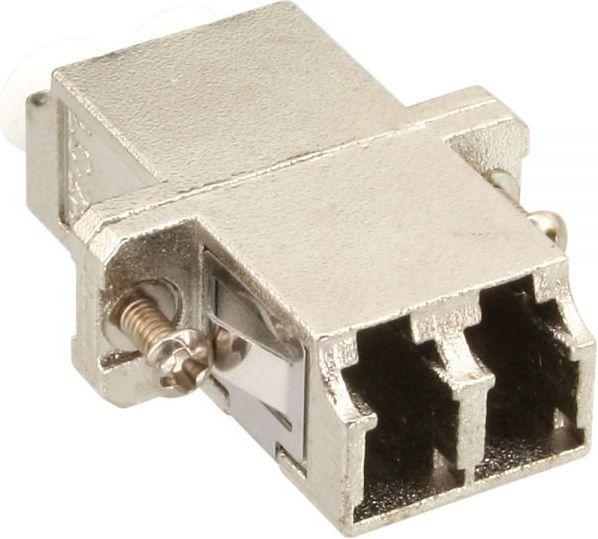 InLine Adapter światłowodowy Duplex LC/LC MM (89989M) 1