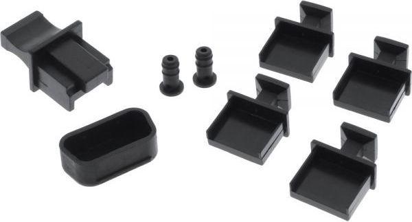 InLine Zestaw przeciwkurzowy do laptopa - 8 częściowy (59941F) 1