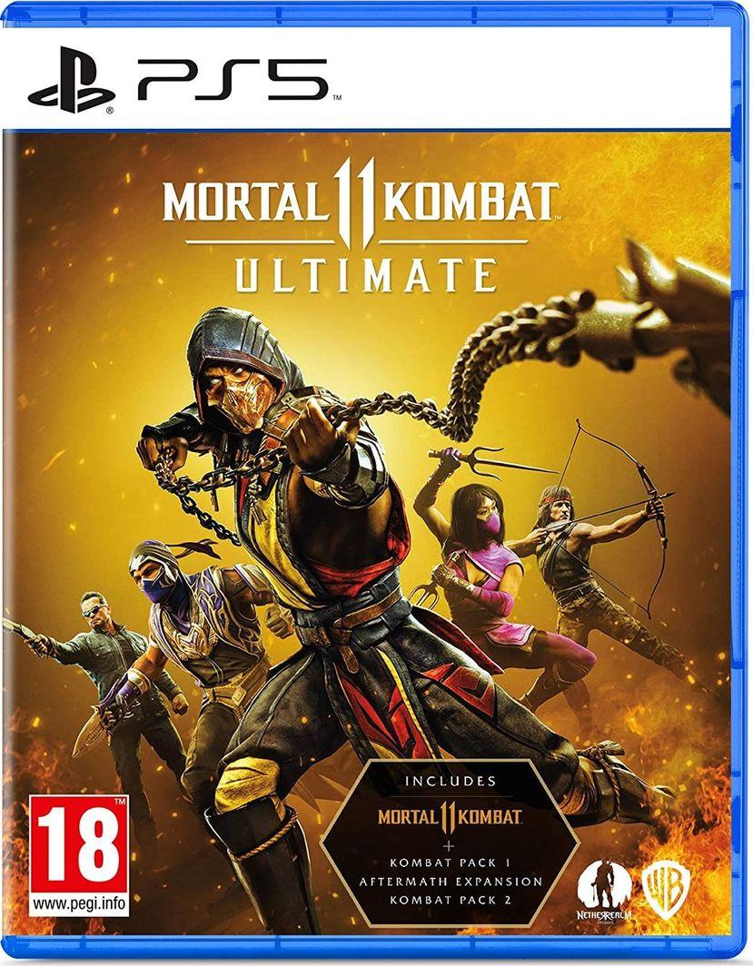 Mortal Kombat 11 Ultimate PL (PS5) 1