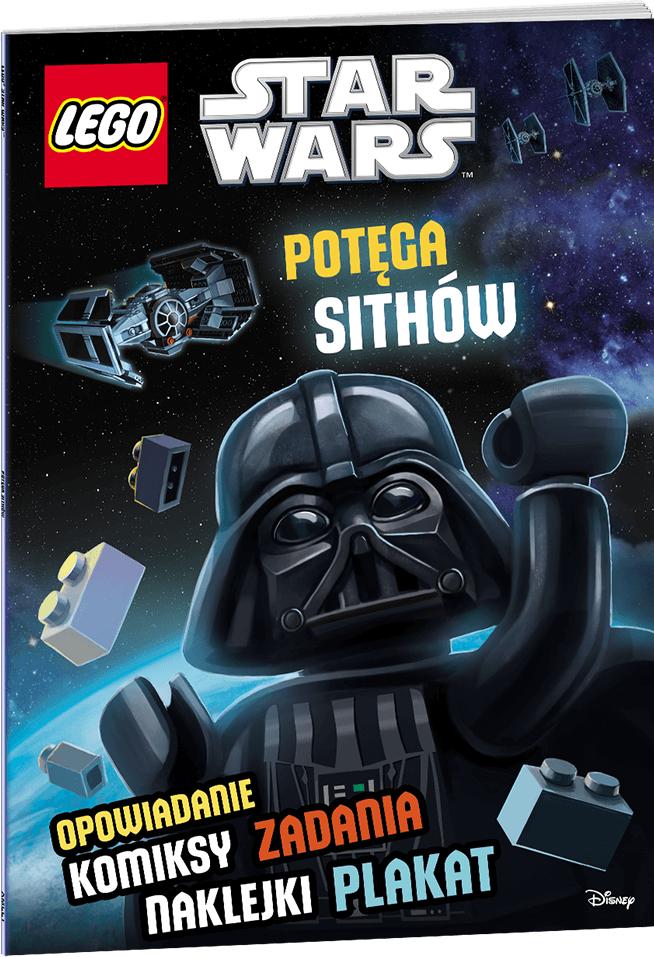 Książ. LEGO Star Wars Potęga Sithów - LND302 1