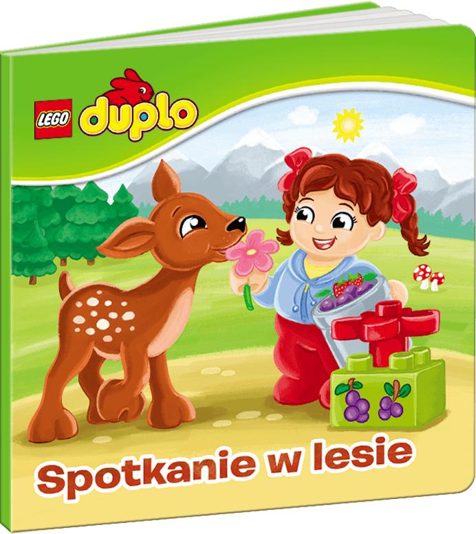 Książ. LEGO DUPLO Spotkanie w lesie - LDR2 1
