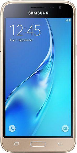 Samsung Galaxy J3 2016 Lte 8gb Zloty Sm J320fzdnxeo W Morele Net