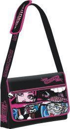 Starpak Torba na ramię Monster High II czarna (291193) 1