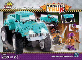 Cobi Klocki Monster Trux Patrol z Żelaznego Miasta 250 elementów (COBI-20056) 1