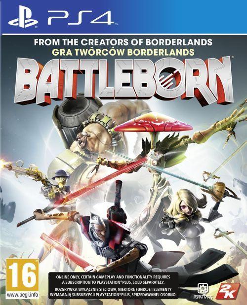 Battleborn PS4 1