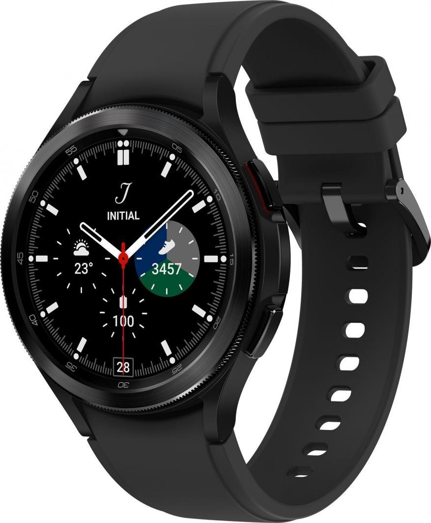 Smartwatch Samsung Galaxy Watch 4 Classic Stainless Steel 46mm Czarny  (SM-R890NZKAEUE) 1