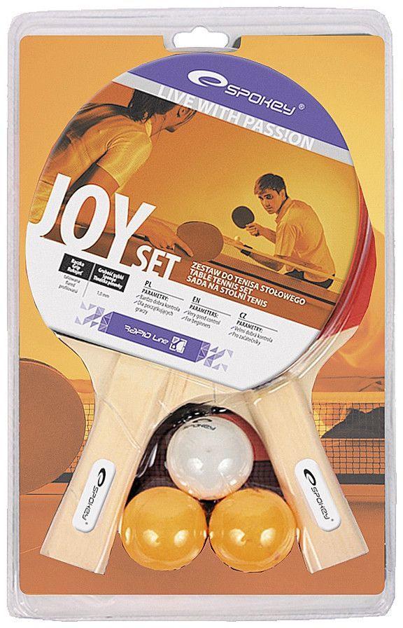Spokey Zestaw do tenisa stołowego Joy Set 1