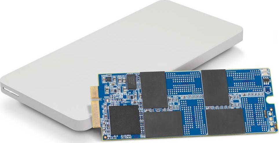 Dysk SSD OWC Aura Pro + Envoy Pro 2 TB Macbook SSD SATA III (OW-SSDAP12K02S) 1