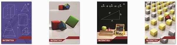Interdruk Zeszyt 60k kratka Matematyka 1