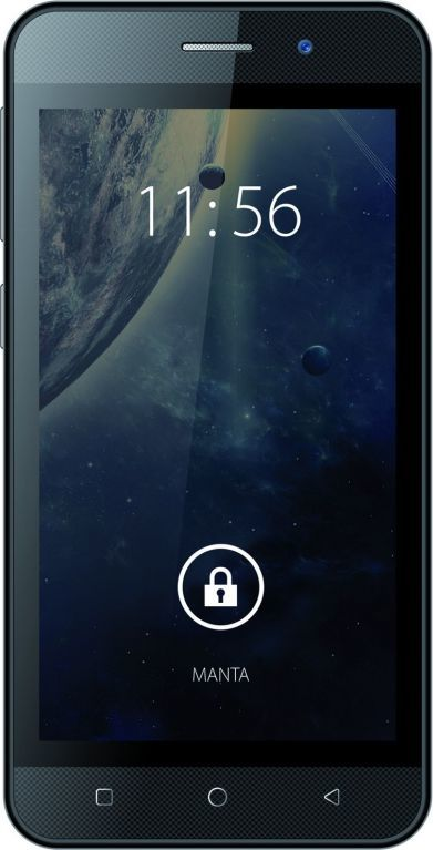 Smartfon Manta 0.512 GB Dual SIM Czarny  (MSP4508) 1