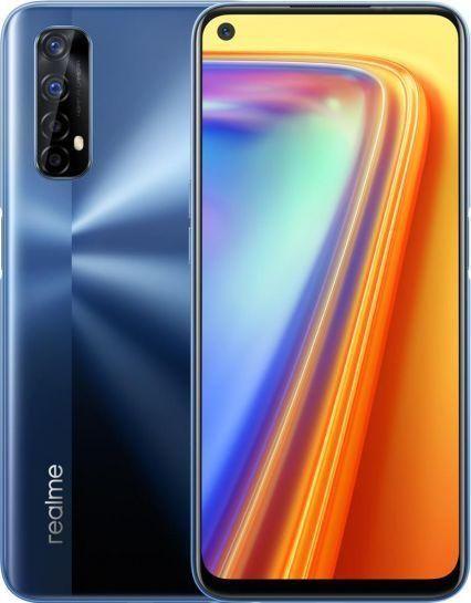Smartfon realme 7 5G 6/128GB Dual SIM Niebieski  (RMX2111) 1