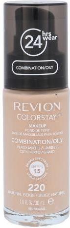 Revlon Colorstay Cera Mieszana/Tłusta 220 Natural Beige 30ml 1