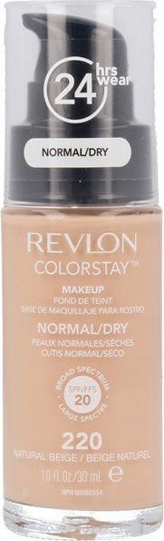 Revlon Colorstay Cera Normalna/Sucha 220 Natural Beige 30ml 1