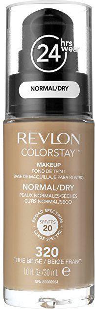 Revlon Colorstay Cera Normalna/Sucha 320 True Beige 30ml 1